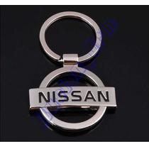 Llavero Nissan Logo Auto Llaves Coche