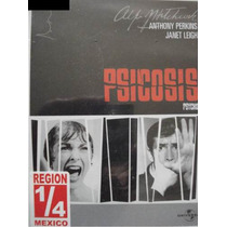 Dvd Pelicula : Psicosis / Psycho / Alfred Hitchcock