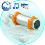 Reproductor Mp3 Con 4gb Contra Agua Sumergible Para Natacion