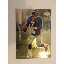 John Elway Black Diamond Base Card $4 Dls Broncos