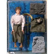 Señor De Los Anillos Figura Hobbit De Coleccion Envio Gratis