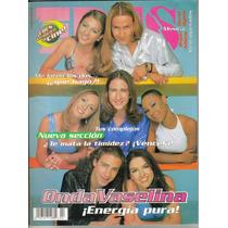 Revista Eres: Portada Onda Vaselina (ov7) Año.1998. $90.00