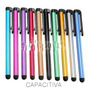 Lapiz Stylus Para Ipad 2 3 Ipod Iphone 3 4 4s Capacitivo Mn4