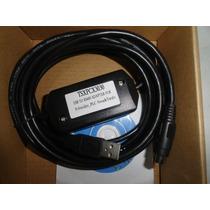 Cable De Programacion Schneider Tsxpcx3030 Usb Plc
