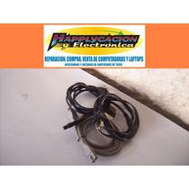Cable Corriente Ac Para Cargador Laptop Dvd Vcr Etc 1.8m Idd