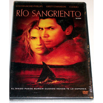 Dvd: Rio Sangriento / Red Water (2003) Css