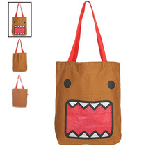 Hot Topic Bolsa Cafe Domo Reversible Tote Bag