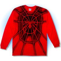 Playera Peter Parker Luchador, Spider Man, Comic, Disfraz