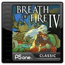 Ps3 Psone Breath Of Fire Iv