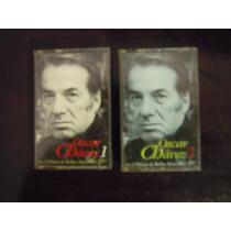 Oscar Chavez 1 Y 2 En El Palacio De Bellas Artes Casette New