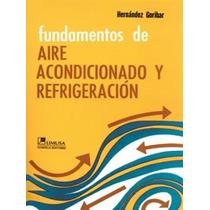 Fundamentos De Aire Acondicionado Y Refrigeración Sp0