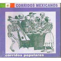 Los Federales Del Norte Corridos Mexicanos Editado España Cd