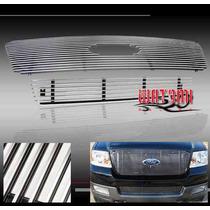 Combo Parrillas Billet Ford 150 Lobo C/emblema 04 05 06 07
