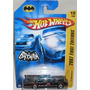 Hot Wheels Batimobil Batman Tv 60s 2007 First Edition Nuevo