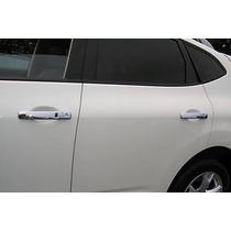 Cubre Manijas Cromadas Nissan Rogue 2008 - 2014, Con Sensor