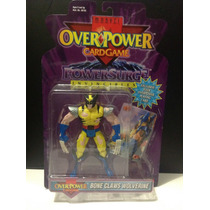 Marvel Overpower Bone Claws Wolverine Legends