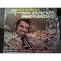 Disco Acetato De Vicente Fernandez ¿gusta Usted?joyas Ranche