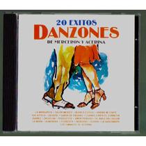 Danzones De Merceron Y Acerina 20 Exitos Danzonera Idd