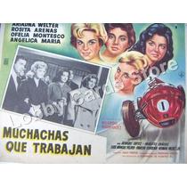 Lobby Cards, Angelica Maria , Carteles, Peliculas