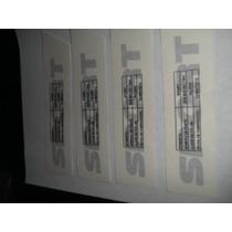Stiker De Jetta Sport Original