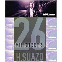 Estampados Monterrey 2009-2010 Local 26 H.suazo Original