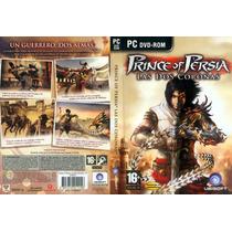 Principe De Persia Las Dos Coronas Pc