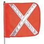 Bandera Minera De Avistamiento Para Vehiculos Grandes!!!