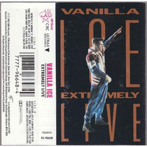 Vanilla Ice Extremely Live Kct + M.c. Hammer The Videos Dvd