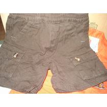 Conjunto Bermuda/ Camisa Jorge El Curioso Talla 18 Meses Vbf