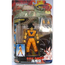 Dragon Ball Z Hybrid Action Son Gokou Vv4