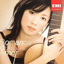 Xuefei Yang - Romance De Amor Cd Clasica Guitarra Pm0