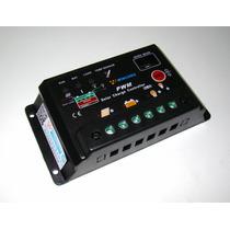 Controlador Solar Pwm Programable 12v / 24v 30a Wincong