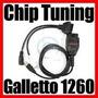 Escaner Galletto 1260 Chip Tunning Programador De Ecu V.2014