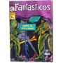 Historieta, Los 4 Fantasticos N°59, Editorial La Prensa Css