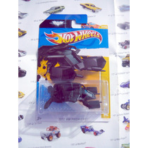 The Bat Hotwheels Premiere 2012 The Dark Knight Rises Vbf