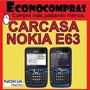 Carcasa Completa Para Nokia E63 Disponible En Varios Colores