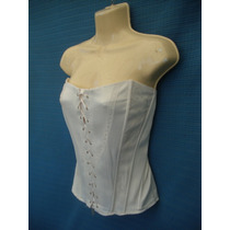 Corset Blanco Talla L Marca Maurices Mmy