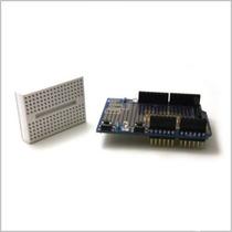 Arduino Proto Board Shield Para Prototipos