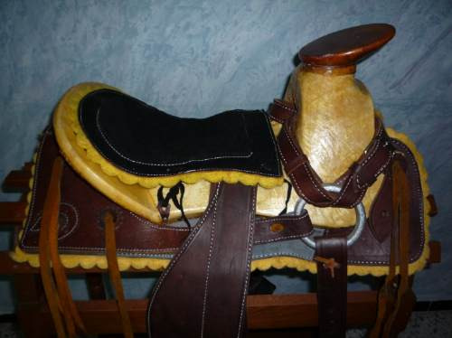 Silla o montura para caballos envio gratis woooow for Sillas para caballos
