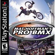 Mat Hoffmans Pro Bmx Ps1 Ps2