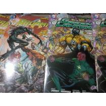 Dc New 52, Numeros Sueltos,batman,superman,acuaman,hwo