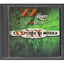 Explora Tu Musica Xx Lager Cd Unica Ed 2001 Hwo