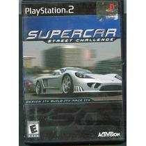 Ps2 Super Car Envio Gratis