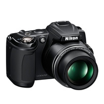 Nikon Coolpix L120 14.1 Megp. Camara Digital 21x Optical Zoo
