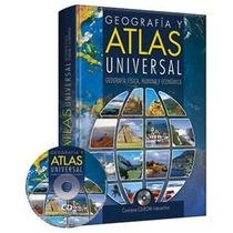 Geografia Y Atlas Universal 1 Vol Euromexico