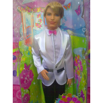 Ken Vestido De Novio