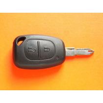 Carcasa Llave Renault Clio/platina Nissan Con Espada Virgen