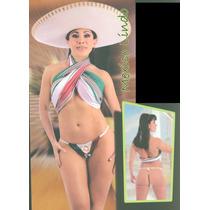 Tanga Mod. Chilin Y Mexicana Marca Priscila