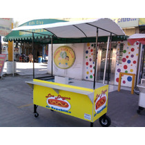Carritos De Hot Dogs Carretas De Comida Tacos Varios Guisado