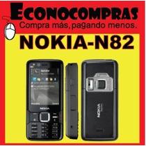 Carcasa Completa Para Nokia N82 Disponible En Gris Y Negro